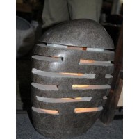 Natural Stone Lamp (polished)