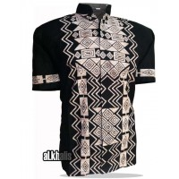 Batik Short Sleeve Shirt