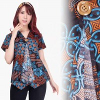 Ladies Batik Top