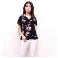 Ladies Batik Blouse