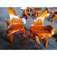 Teak Root Chairs